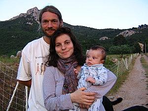 Myriam Arnaudy et Alban Leonard