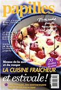 Magazine Papilles juin/juillet 2012