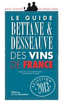Guide Bettane et Desseauve 2013