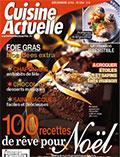 Cuisine Actuelle décembre 2012
