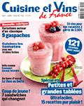Cuisine et Vins de France - juin 2013