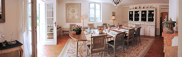 The Bastide of Grand Boise: Dining Room