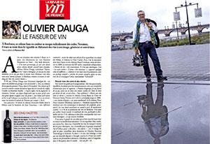La Revue du Vin de France mars 2013