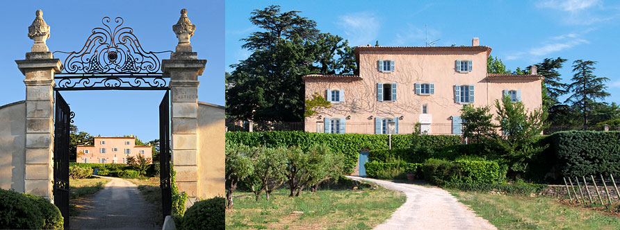 The Bastide of Chateau Grand Boise