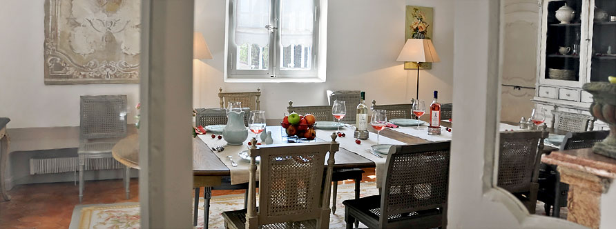 Dining Room - The Bastide of Grand Boise
