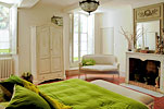 Anis bedroom - Bastide of Chateau Grand Boise