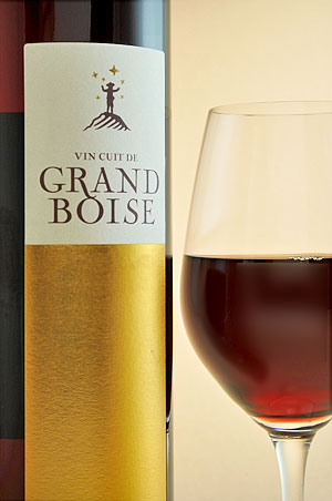 Le Vin Cuit from Chateau Grand Boise